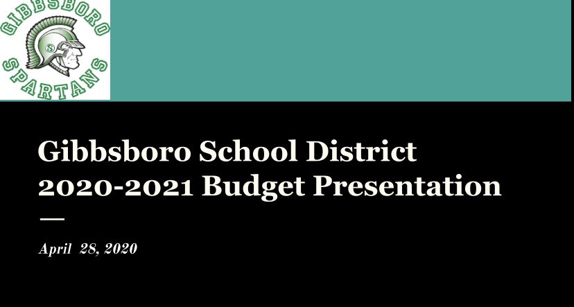 Access to the Board of Education 2020-2021 School Budget Hearing on April 28th at 7:00pm