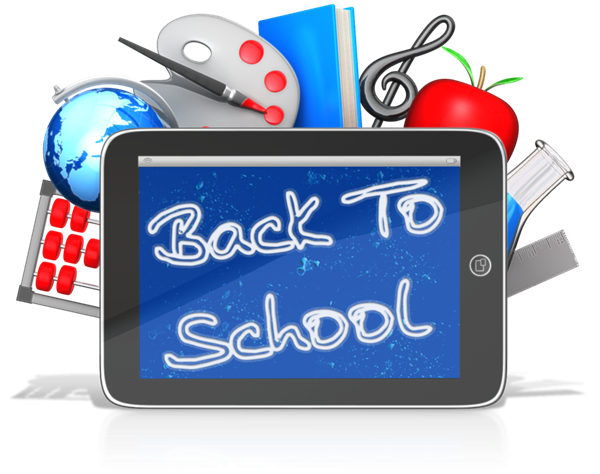 Back to School Night - September 26th!