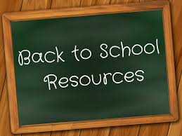 Parent Resources for September 2020